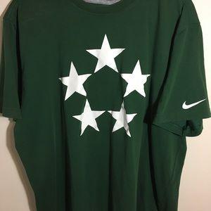 Five star Nike shirt. 🌟